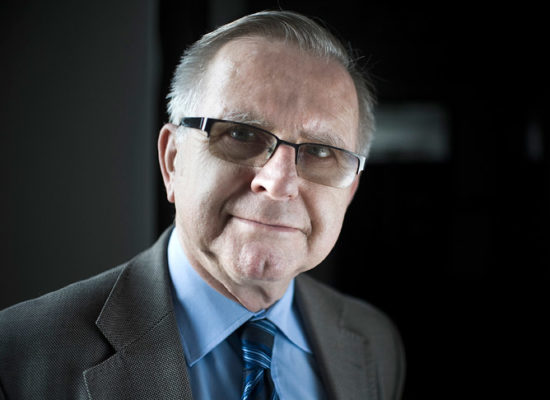 Professor Antoni Z. Kamiński