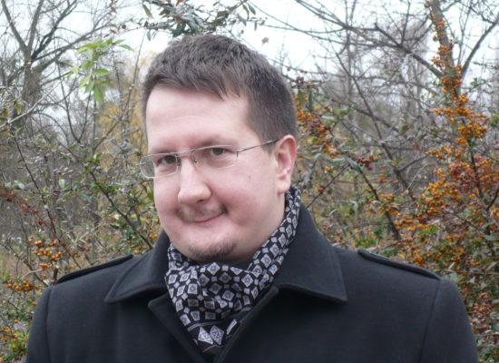 Paweł Popieliński, Ph.D.