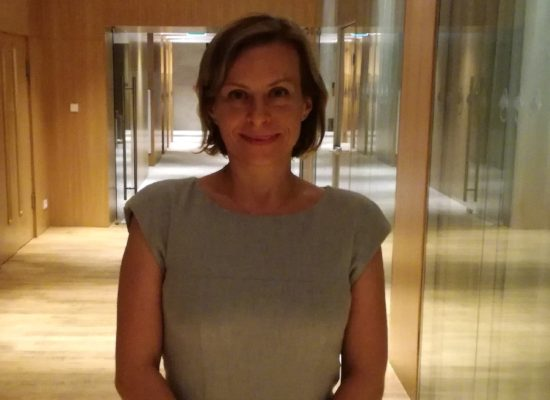 Associate Professor Agnieszka Orzelska-Stączek