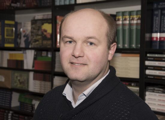 Adrian Chojan, Ph.D.