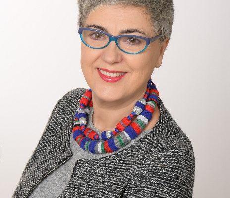 Associate Professor Nina Gładziuk (Janina Gładziuk-Okopień)